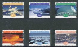 ROSS DEPENDENCY - 1998 - YT 60/65  NEUFS **/ MNH - Série Complète 6 Valeurs - Formations De Glaces - Neufs