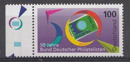 Allemagne 1996  Mi.nr: 1878 Tag Der Briefmarke  Neuf Sans Charniere /MNH / Postfris - [7] West-Duitsland