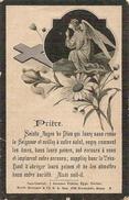 DP. SIDONIE DELZENNE - + CALLENELLE 1904 - 89 ANS - Religion & Esotericism