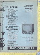 Radiomarelli - Televisore Md. 93 ANIE - Anni '60 - Pubblicitari