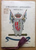 Calendario - 2? Reggimento Artiglieria Metauro - 1939 XVIII - Non Classés