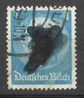 Germany Reich - Hindenburg , Used 1939 - Occupation 1938-45