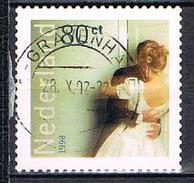 Timbre De Mariage N°1622 - Periodo 1980 - ... (Beatrix)