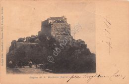 Cartolina - Postcard - Sagra Di S. Michele - Salvi - Animata - 1900 Circa - Unclassified