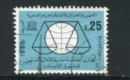 Algérie Y&T N°384 Oblitéré - Algerien (1962-...)