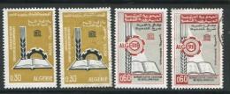 Algérie Y&T N°422 Et 423 Neufs Avec Charnière * Et Oblitérés - Algeria (1962-...)