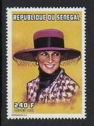 1998  AFRICA  SENEGAL   DIANA Y&T N° 1285   NEUF** MNH - Sénégal (1960-...)