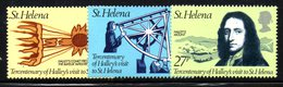 T1469 - ST. HELENA 1977, Yvert N. 300/02  ** MNH . - Isola Di Sant'Elena
