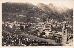 Cartolina - Postcard - Cesana Torinese - Panorama - 1943 - Italia