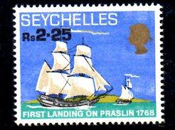 T1471 - SEYCHELLES 1968, Yvert N. 246  ** MNH . - Seychelles (1976-...)