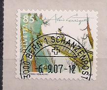"2007 Schweiz Mi. 2025II Used   ""Schellen-Ursli - Switzerland"