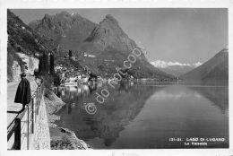 Cartolina - Postcard - Lago Di Lugano - Valsolda - 1949 - Italia