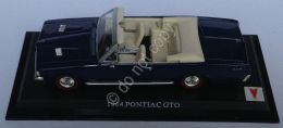 Macchinine Da Collezione - Del Prado - 1964 Pontiac GTO - Autres Collections