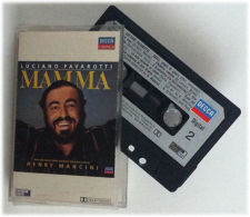 LUCIANO PAVAROTTI - Mamma - Musica & Strumenti