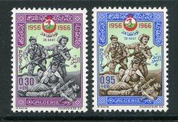 Algérie Y&T N°428 Et 429 Neufs Avec Charnières * - Algeria (1962-...)
