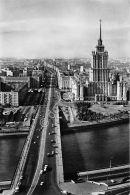 Cartolina - Postcard -  Moscow - Ucraina Hotel - Anni '50 - Postcards