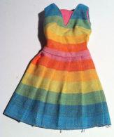 ORIGINAL BARBIE VINTAGE CLOTH # 1619 FUN N GAMES - Barbie