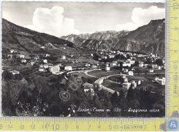 Cartolina - Levico Terme - Panorama - Soggiorno Estivo - VG - 1962 - Italia