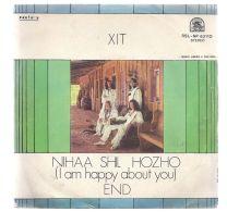 "Disco 7"" 45 Giri - Xit - Nihaa Shil Hozho (I Am Happy About You)  / End - EX+ - Musica & Strumenti"