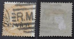 India 1866 Service Y&t 9 Used - 1858-79 Compagnie Des Indes & Gouvernement De La Reine