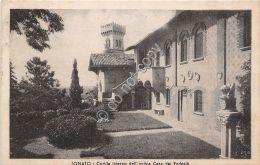 Cartolina - Postcard - Lonato - Casa Del Podest? - Cortile Interno - 1947 - Non Classés