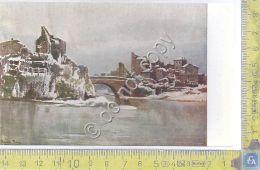 Cartolina - Postcard - Illustrata- Dalla Regola - Acquarelli Roesler - Unclassified