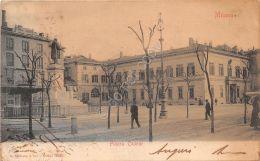 Cartolina - Postcard - Milano - Piazza Cavour - Animata - Non Classificati