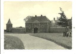 Lonzee Entree Principale De L'Abbaye D'Argenton - Gembloux