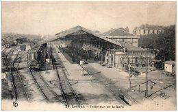 56 LORIENT - Intérieure De La Gare - Lorient