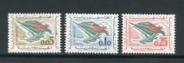 Algérie  Y&T N°369 à 371 Neufs Sans Charnière ** - Algeria (1962-...)