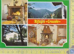 Cartolina - Postcard  - Val Campelle - Rifugio Crucolo - Da Giorda  - Anni '80 - Zonder Classificatie