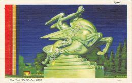 Cartolina - Postcard - New York - World's Fair 1939 - Speed - Cartoline