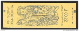 Carnet Andorre - N°3 - Carnets