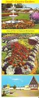 """Jewell's Country Gardens, York, Prince Edward Island A Blend Of Attractions For Every Age  9"""" X 3.5""""  22.5 Cm X 9 Cm - Tourism Brochures"""