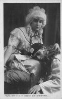Cartolina - Postcard - Innamorati - Sono Stanco E Triste - Colombina - Pierrot - Europe