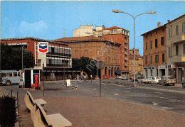 Cartolina - Postcard - Vignola - Corso Italia - Distributore Benzina Chevron - Unclassified