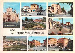Cartolina - Postcard - Saluti Da - Traversetolo - Vedutine - Non Classificati