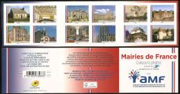 2015 Carnet Adhésif - BC 1202 Mairies De FRANCE  - NEUF - LUXE ** NON Plié - Carnets