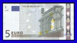 "5 EURO ""X""GERMANY Firma DUISENBERG R006 C2 RARE!!!!! - EURO"