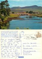 Burrishoole, Newport, Mayo, Ireland Postcard Posted 1986 Stamp