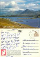 Connemara, Galway, Ireland Postcard Posted 1987 Stamp - Galway