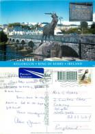 Killorglin, Kerry, Ireland Postcard Posted 2005 Stamp - Kerry