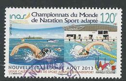 Nieuw Caledonie,  Yv 1192 Jaar 2013, Gestempeld, Zie Scan - Nouvelle-Calédonie