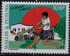 A0832 WALLIS & FUTUNA 1998, SG 729 Cricket On Wallis,  MNH - Wallis And Futuna