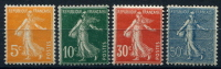 PROMOTION EXCEPTIONNELLE France Année Complète 1921 NEUF ** LUXE - Unused Stamps