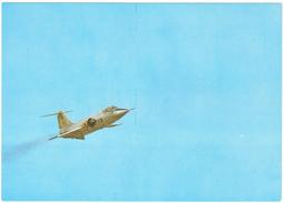F 104 G Starfighter - Force Aérienne Belge - Avion De Combat Supersonique / Supersonisch Gevechtsvliegtuig - 1946-....: Modern Tijdperk