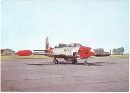 T 33 - Force Aérienne Belge - Biplace D'entraînement / Belgische Luchtmacht 2-zitter Opleidingsvliegtuig - 1946-....: Modern Tijdperk