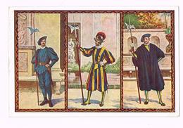 Guardia Svizzera - Citta Del Vaticano - 1934 - Timbre/Stamp - Vatican