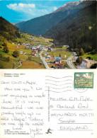 Klosterle Am Arlberg, Vorarlberg, Austria Postcard Posted 1992 Stamp - Klösterle