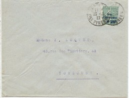 CTN45C - CAISSE D'AMORTISSEMENT 50c+25c VERT CIRCULEE 25/10/1927 - 1903-60 Sower - Ligned